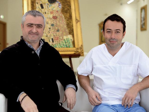 Sergiu Stoica şi Ionuţ Pătrăhău vor să salveze o mie de vieţi anual cu Brain Institute
