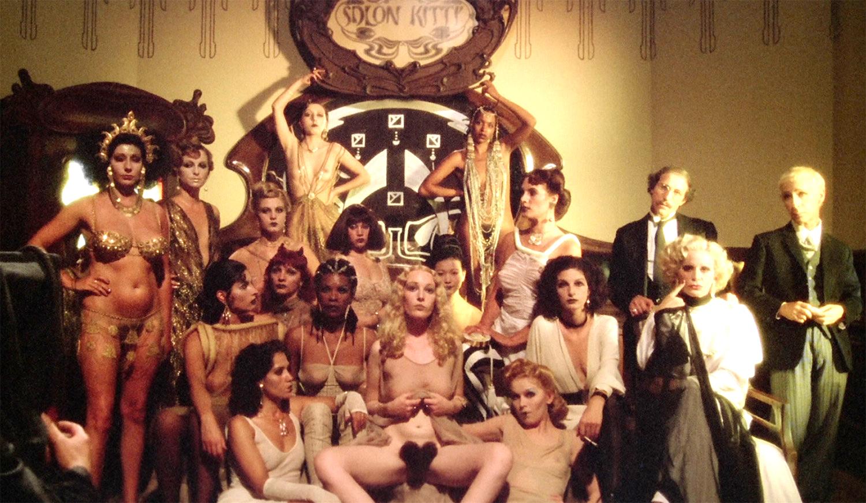 Смотреть эротические фильмы салон китти