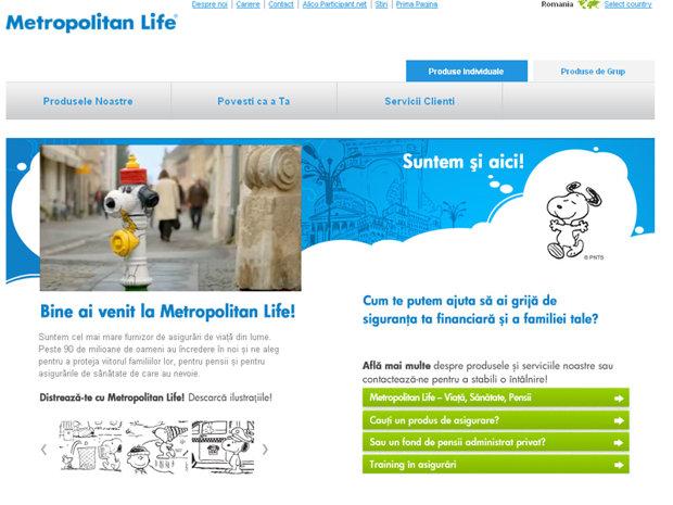 Metropolitan Life lansează o poliţă de asigurare de tip anuitate garantată
