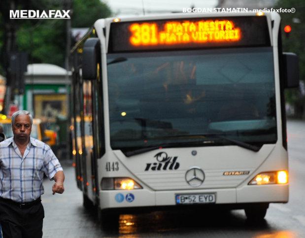 Cel mai bine plătit şofer de autobuz din România