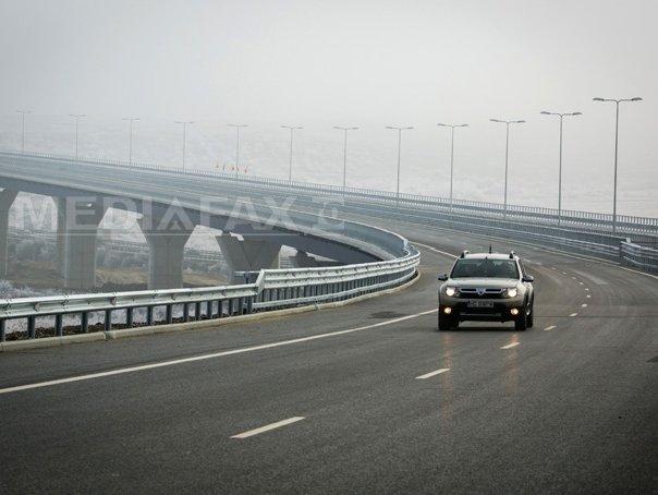 TRAFICUL RUTIER a fost reluat pe A1, în Alba, pe sensul Sebeş-Cunţa, după o înrerupere de şase ore