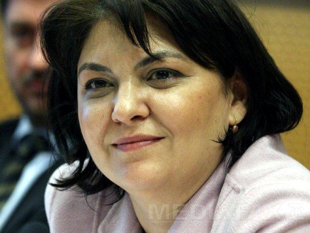 Adina Vălean, desemnată de grupul PPE drept candidat pentru una din funcţiile de vicepreşedinte PE