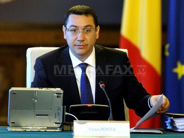 Ponta: Îmi asum OUG privind primarii. Termenul va fi 45 de zile; Actul a fost criticat de Băsescu, de opoziţie şi de Ambasada SUA