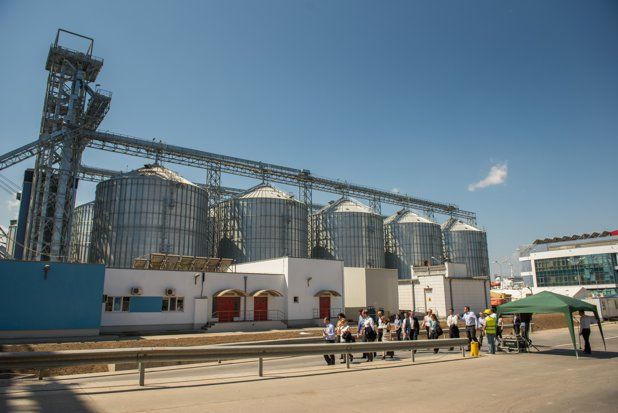 15 milioane de euro investite în terminalul de cereale Canopus Star din Portul Constanţa