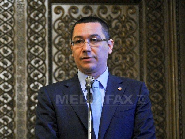 """MOŢIUNE DE CENZURĂ împotriva Guvernului Ponta, depusă de ACL: """"Prin promovarea unor acte normative se urmăreşte fraudarea alegerilor prezidenţiale"""""""