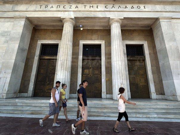 Grecia anticipează ieşirea din recesiune �n 2015, cu un avans al PIB de 2,9%