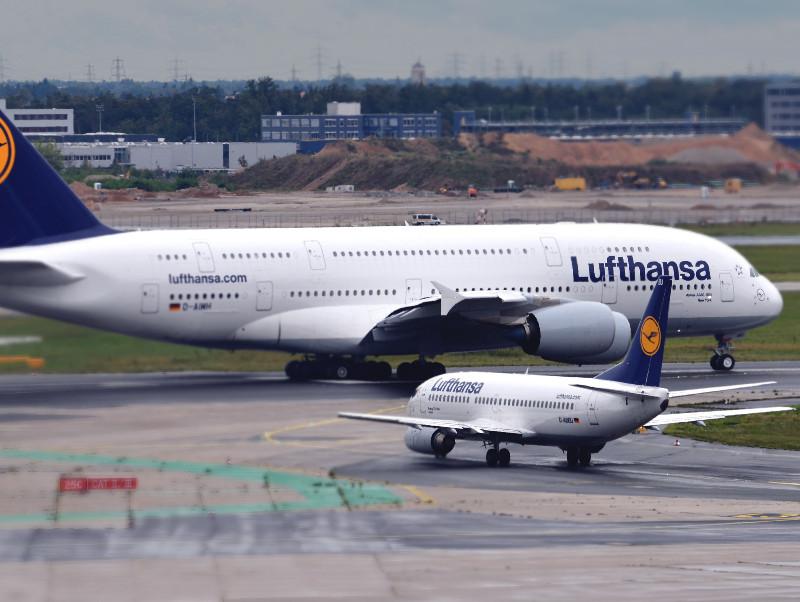 Greva la Lufthansa. Ce zboruri spre si din Bucuresti vor fi afectate