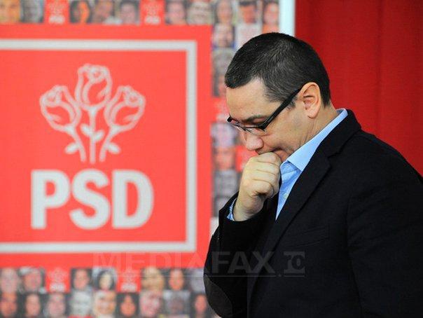 Ponta: L-am sunat pe domnul Iohannis şi l-am felicitat pentru victorie