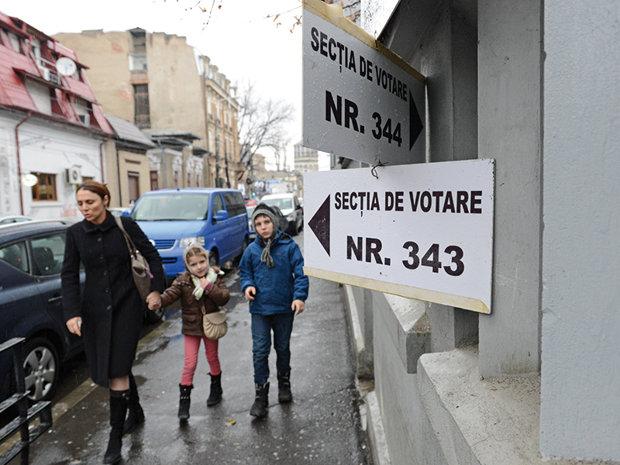 ALEGERI PREZIDENŢIALE Alte rezultate parţiale: Iohannis - 54,66%