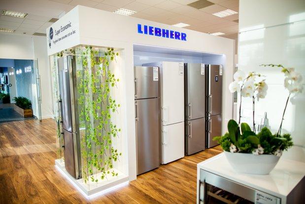 Marelvi a deschis în parteneriat cuLiebherr lansează primul magazin mono-brand al producătorului de electrocasnice din Europa