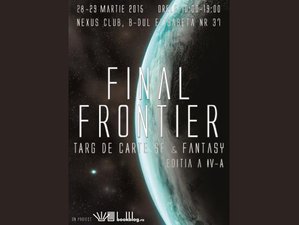Reduceri de până la 80%, noutăţi editoriale şi lansări, la târgul de carte SF&Fantasy Final Frontier