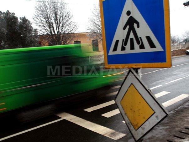 România şi Letonia - primul loc în UE privind numărul de pietoni morţi în accidente rutiere