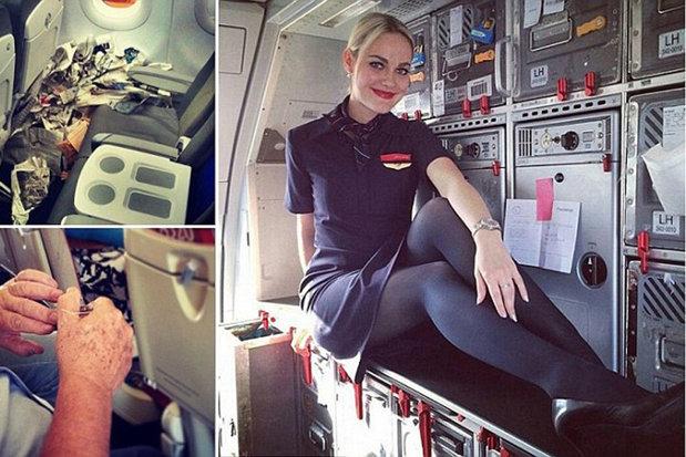 """Viaţa secretă a stewardeselor: """"Abuzurile la care suntem supuse sunt inacceptabile"""""""