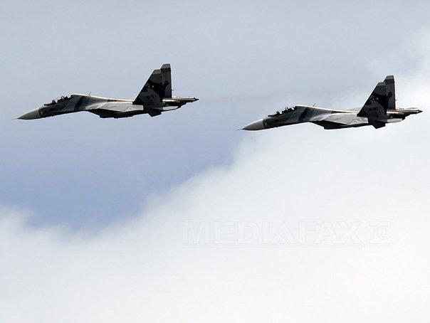 Avioane militare ruse şi israeliene au fost aproape de o confruntare, în sudul Siriei