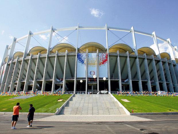 Arena Naţională nu ar avea autorizaţie ISU, deşi aici au avut loc show-uri pirotehnice