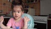 La doi ani şi zece luni, recită Luceafărul lui Eminescu în întregime