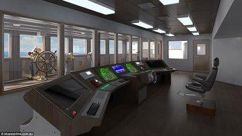 Titanicul se pregăteşte de un nou drum. Va pleca din Jiangsu, China, pâna la Dubai – GALERIE FOTO