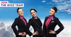 Wizz Air face angajări. Ce trebuie să ştii ca să lucrezi pentru operatorul low-cost