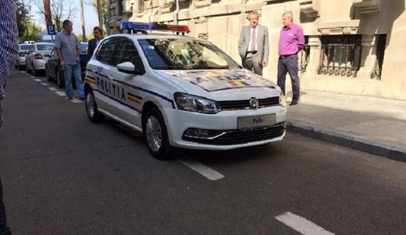 EXCLUSIV ProMotor - Cum a pierdut Dacia o licitaţie de 400 de maşini de patrulare ale Poliţiei pentru doar 2,4 lei pe autoturism