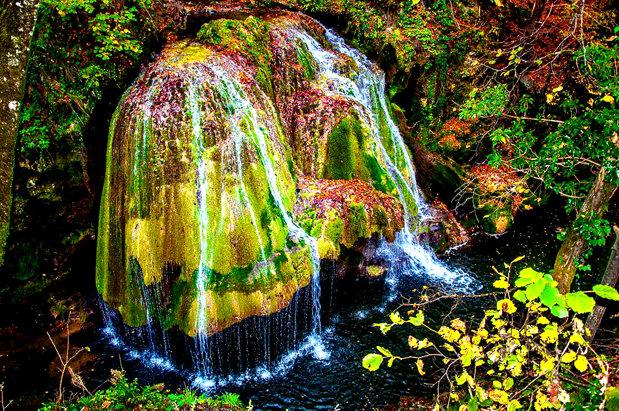 Legenda Cascadei Bigăr, una din cele mai frumoase din lume - GALERIE FOTO