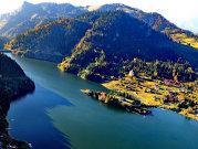 Noul Paradis Românesc. Staţiunea din munţi cu plaje artificiale la 900 de metri altitudine