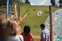 S-a deschis cel mai mare parc de distracţii din Carpaţi - GALERIE FOTO