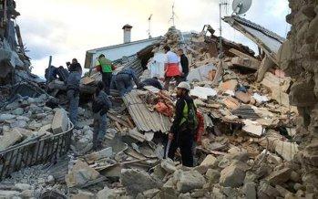 """Cutremur cu magnitudinea de 6,2 grade, în centrul Italiei. Comuna Amatrice este devastată: """"Jumătate din sat nu mai este"""". Bilanţul a crescut la 73 de morţi"""