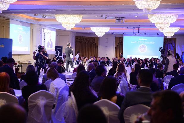 Business Magazin a premiat cei mai admiraţi CEO în cadrul Galei CEO Awards