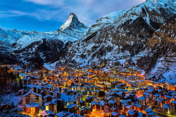 Cum au ajuns elveţienii să sufere din cauză că au prea puţină zăpadă