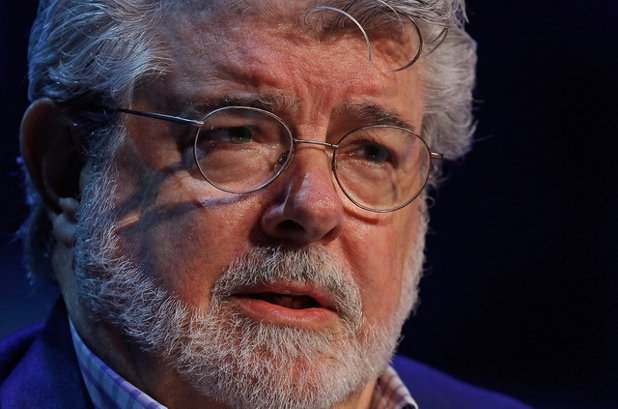 George Lucas, creatorul Star Wars, construieşte pe banii lui un muzeu de 1 miliard de dolari
