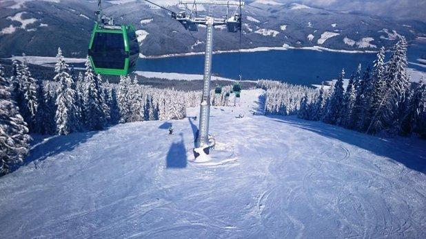 Cât va costa primul tronson al pârtiei de schi din Masivul Rarău care trebuia finalizat în 2012
