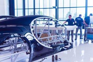 Cum arată fabrica unde se produc cele mai râvnite maşini de pe glob - FOTO, VIDEO