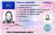Secretele ascunse în permisul de conducere. Toţi le avem, prea puţini le ştim