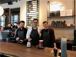 Doi oameni de afaceri clujeni investesc 500.000 de euro într-un concept de cafenele de specialitate şi vizeză extinderea internaţională