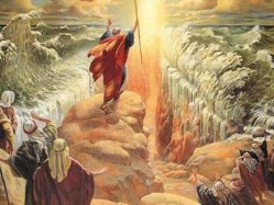 Cum a reuşit Moise să despartă apele Mării Roşii? Explicaţia ştiinţifică