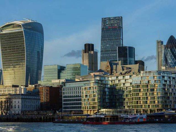 Brexitul nu iartă: rata de neocupare a birourilor din Londra creşte puternic