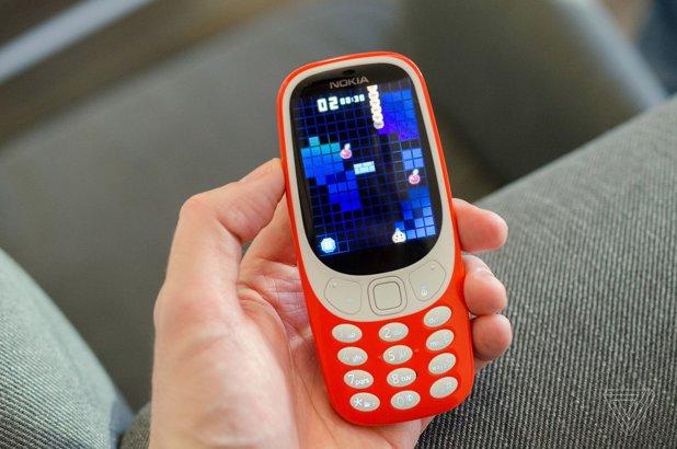 Nokia 3310, ediţia 2017, intră în oferta Vodafone România. Cât costă?