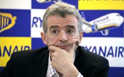 """Michael O'Leary, CEO-ul Ryanair: """"Urăm numai bine TAROM şi vom fi mereu îndatoraţi acestei companii"""" VIDEO"""