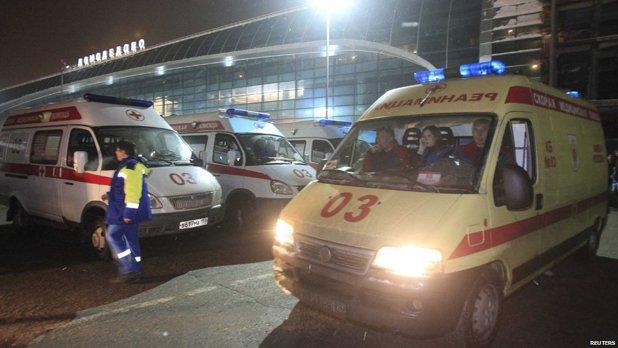 Dezastrul a lovit Moscova în această noapte! Bilanţul până la această oră este URIAŞ