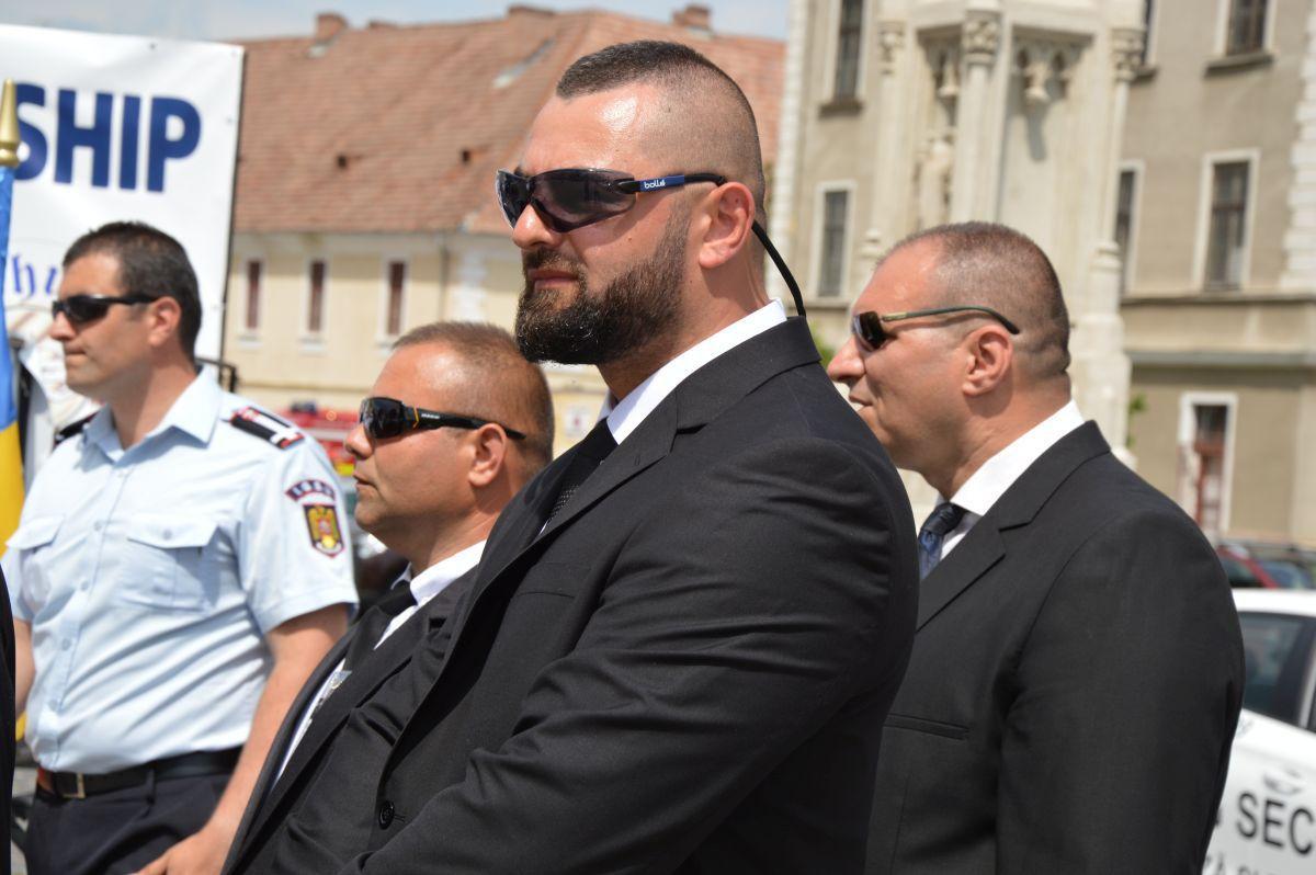 GALERIE FOTO Confruntarea bodyguarzilor din Europa a stabilit de unde vin cele mai bune gărzi de corp