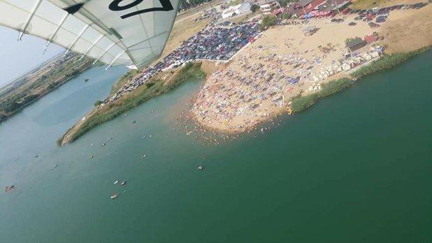 S-a deschis o nouă  plajă in România. Românii din Ardeal nu vor mai fi nevoiţi să meargă până la Constanţa
