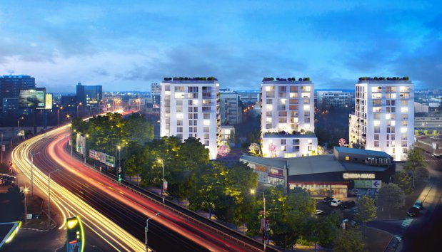 Forte Partners investeşte  37 milioane euro într-un proiect rezidenţial în nordul Capitalei