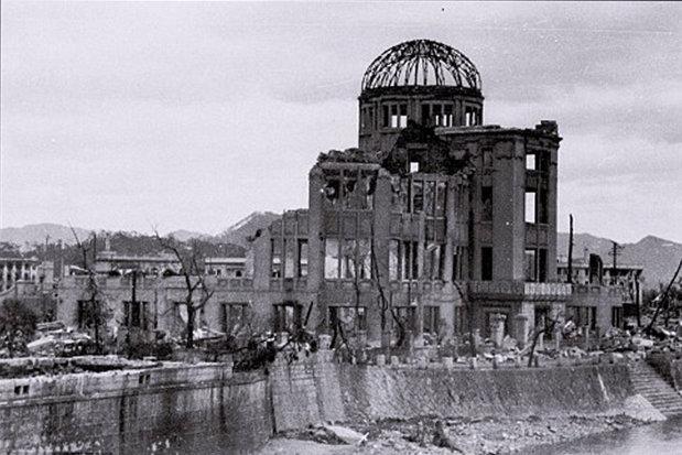Cum arăta Hiroshima înainte de a fi bombardată. Imagini RARE