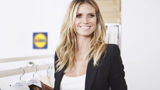 Lidl lansează o colecţie de haine marca Heidi Klum. La ce preţuri se vor vinde hainele