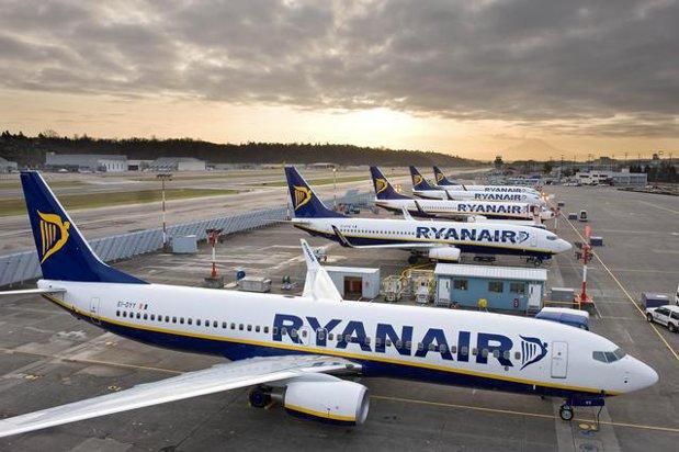 Ryanair a anunţat o promoţie de weekend prelungit. Unde veţi putea zbura cu 14,99 euro