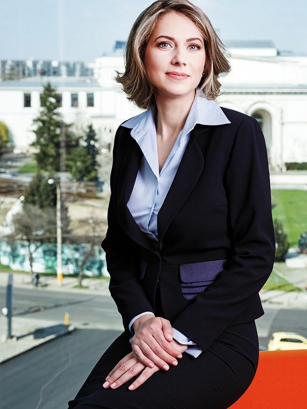 Managerul responsabil de departamentul juridic al uneia dintre cele mai mari companii farma