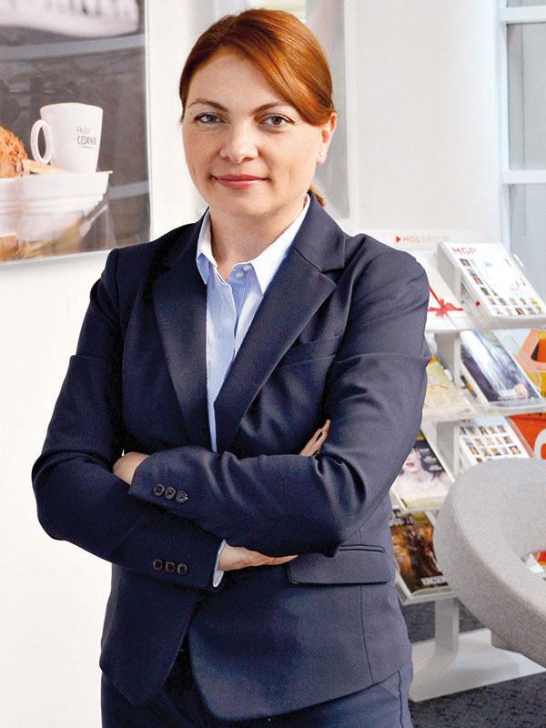 Managerul responsabil de toate magazinele din staţiile MOL