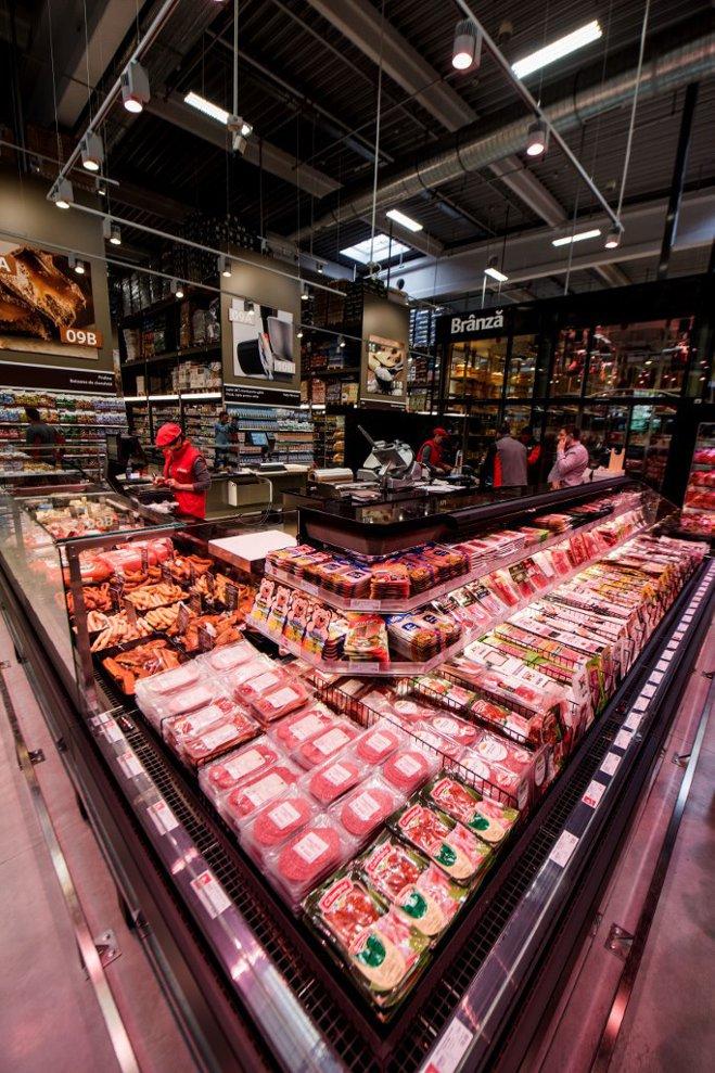 Selgros deschide la Bistriţa prima sa unitate şi al treilea magazin cu format nou al reţelei