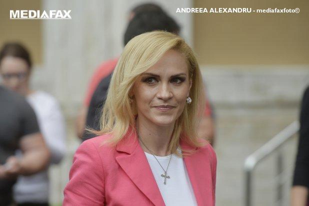 """Gabriela Firea vrea să facă din Bucureşti o """"Capitală inteligentă"""""""