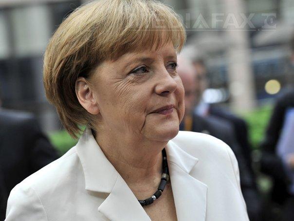 Angela Merkel, în topul preferinţelor germanilor